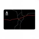 Карта Alfa Travel
